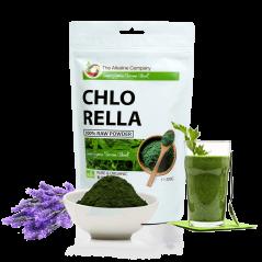 Chlorella prášok BIO