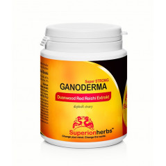 Ganoderma Duanwood Red Reishi – Extrakt 40% polysacharidov
