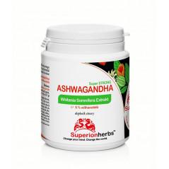 Ashwagandha - Ashvaganda root extract with 5% withanolides