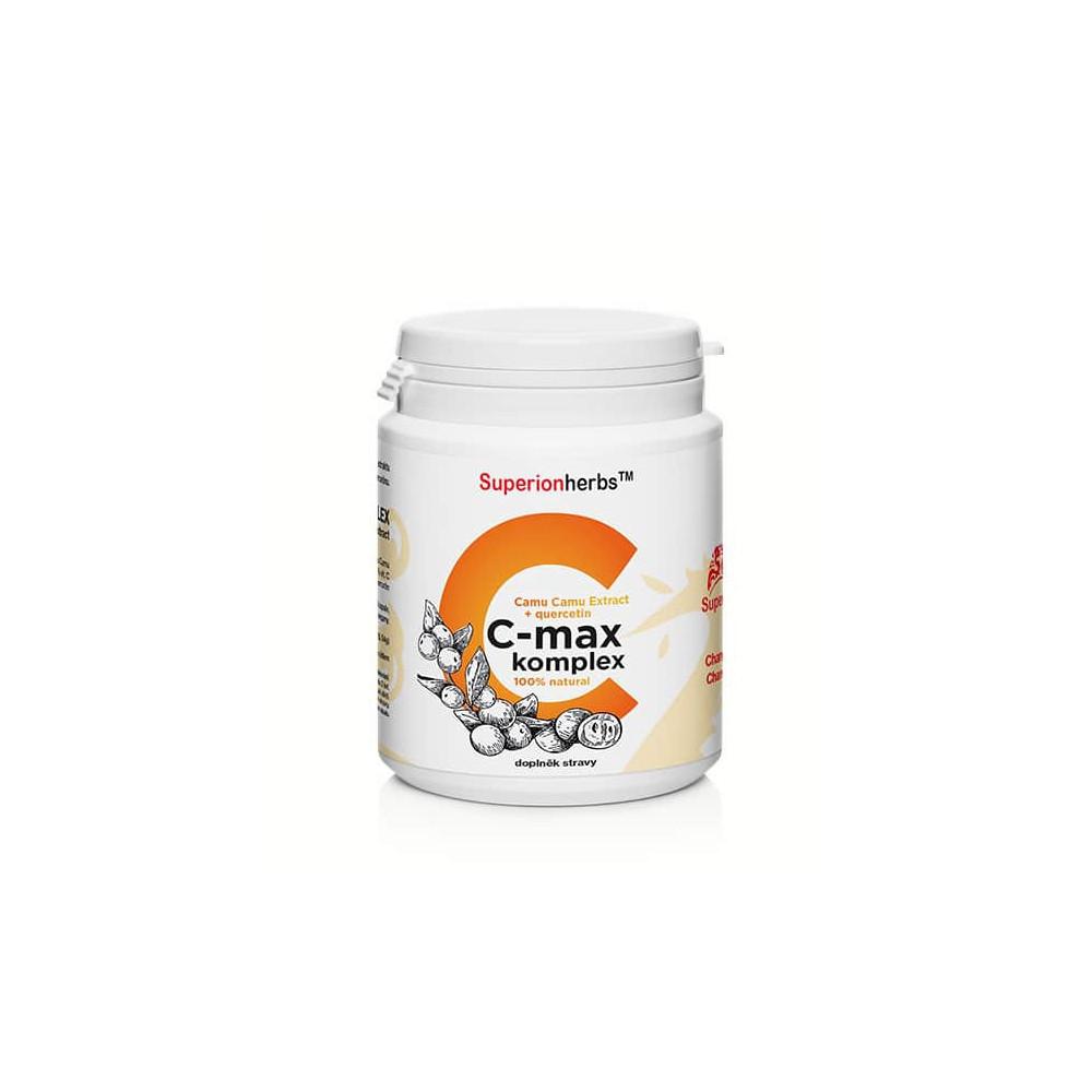 C-MAX komplex - kompletne prírodný vitamín C