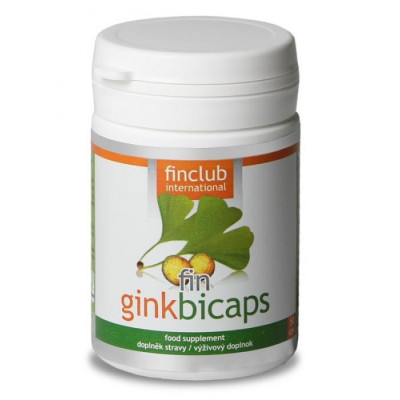 Ginkbicaps - Ginkgo extract