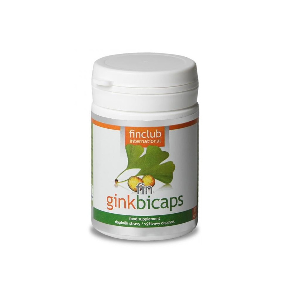 Ginkbicaps - extrakt z Ginka