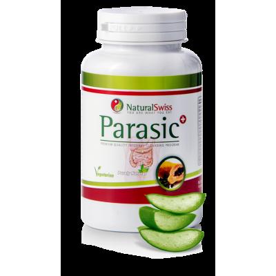 Parasic - antiparasitic capsules