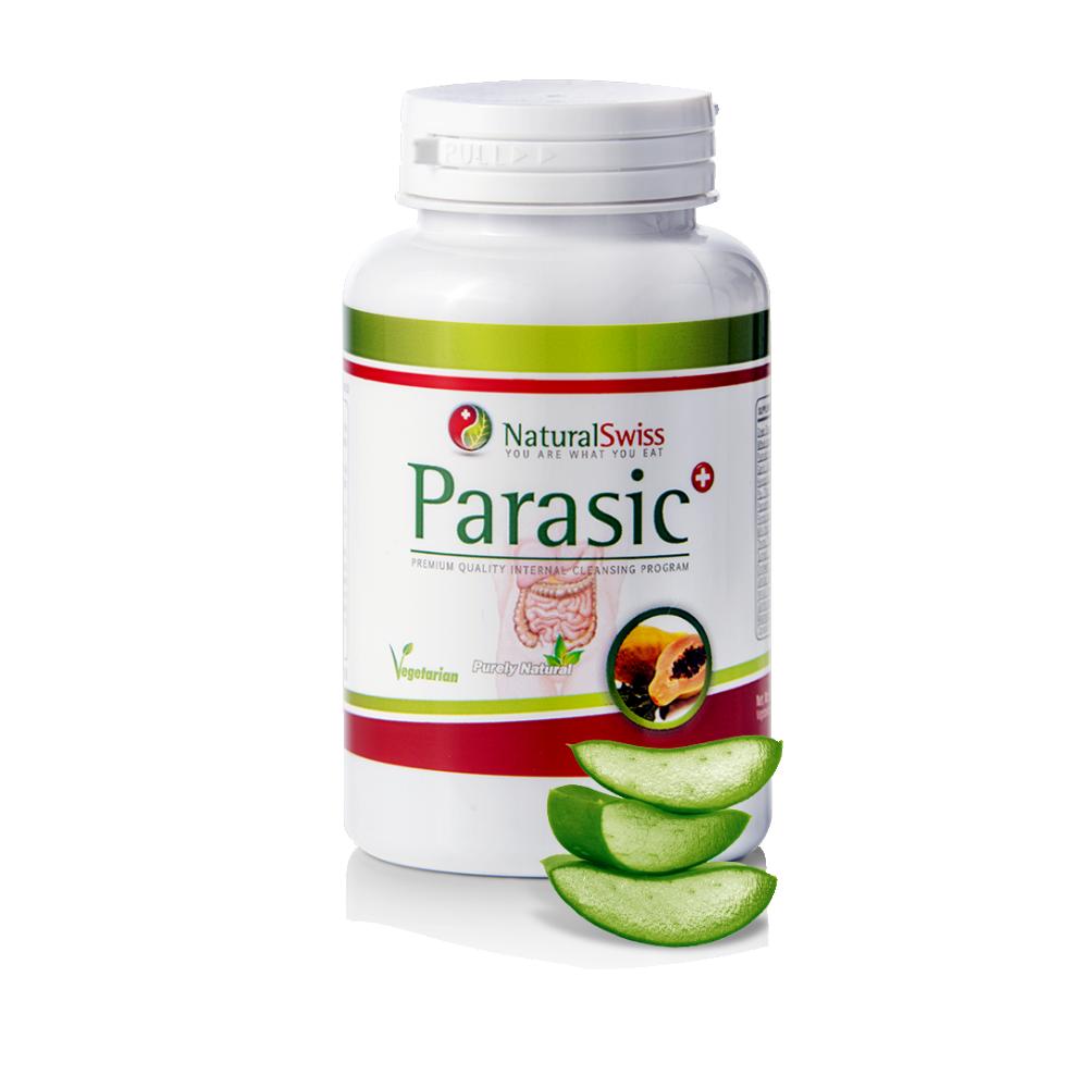 Parasic - antiparazitné kapsule