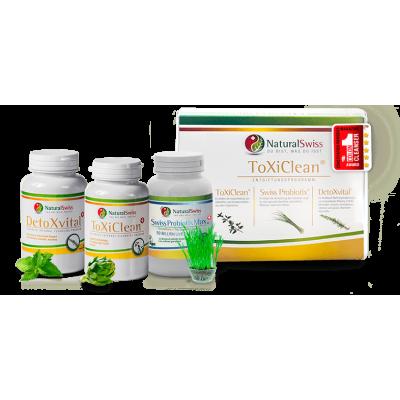 Program Toxi Clean - detoxikácia tela