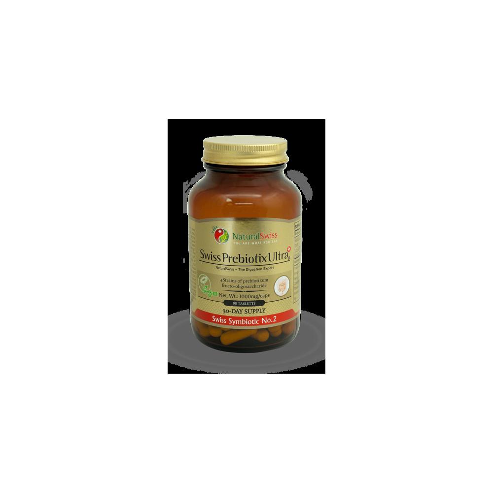 Prebiotiká Swiss Prebiotix Ultra®