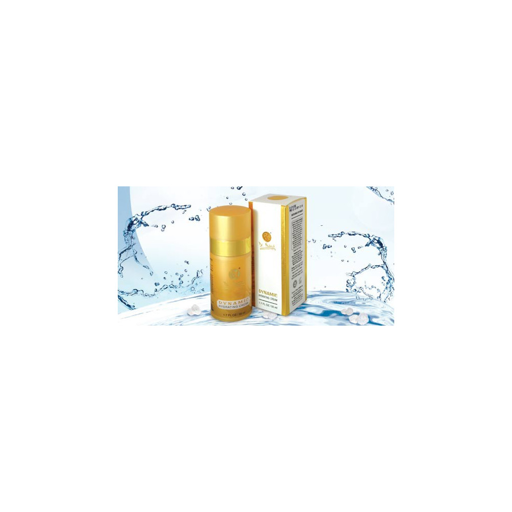 Dynamic moisturizing cream
