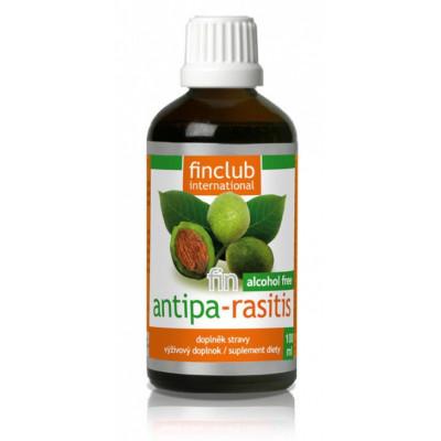 Antipa-racitis (alcohol free)